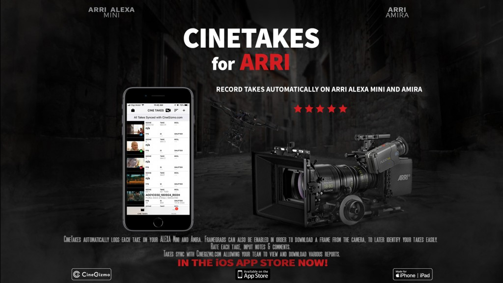 CineTakes launches in Beta